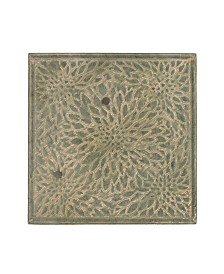 Belle Pewter Magnetic Wall Panel