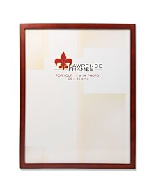 "Lawrence Frames Walnut Wood Picture Frame - Gallery Collection - 11"" x 14"""