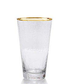 Qualia Glass Mirage Highball Glasses, Set Of 4