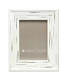 "Weathered Ivory Richmond Picture Frame - 5"" x 7"""