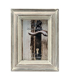 """Lawrence Frames Washed Gray Picture Frame - 4"""" x 6"""""""