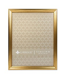 "Sutter Burnished Gold Picture Frame - 11"" x 14"""