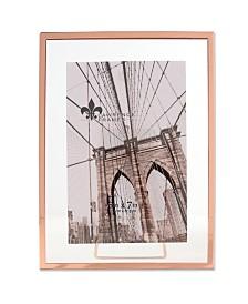 "Lawrence Frames Garett Copper Metal Float - 5"" x 7"""