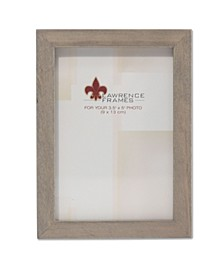 """Gray Wood Picture Frame - Gallery Collection - 3.5"""" x 5"""""""