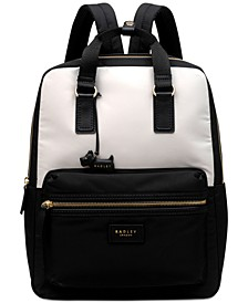 elia mews zip around backpack