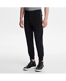 Karl Lagerfeld Paris Jogger Pant With Zippers