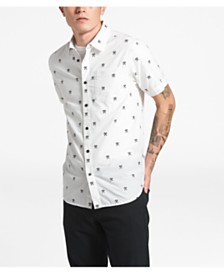 The North Face Men's Baytrail Regular-Fit Jacquard Shirt