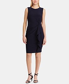 Lauren Ralph Lauren Ruched Dress