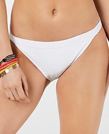 Roxy Juniors' Sun Memory Textured Bikini Bottoms