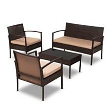 Aronne Lounge Set, Quick Ship