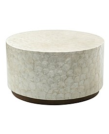 Rowden Capiz Coffee Table