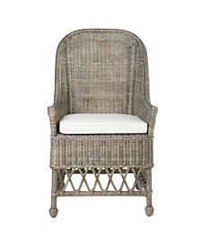 Marietta Rattan Accent Chair