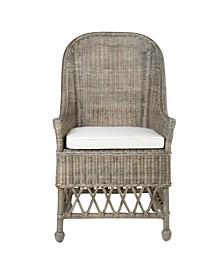 Marietta Rattan Accent Chair