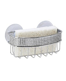 Kitchen Details Sponge Holder in Pave Design