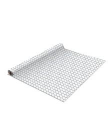 Simplify 2 Pack Penny Tile Self-Adhesive Shelf Liner
