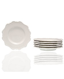 """Pinpoint Bread And Butter Plate 5.75"""", Set of 6"""