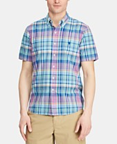 e6d7c4b07 Polo Ralph Lauren Men's Classic-Fit Cotton Gingham Shirt