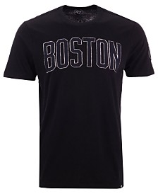 '47 Brand Men's Boston Celtics Fashion Fieldhouse T-Shirt