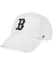 '47 Brand Boston Red Sox Galactic CLEAN UP Cap