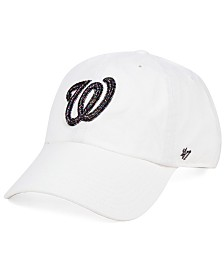 '47 Brand Washington Nationals Galactic CLEAN UP Cap
