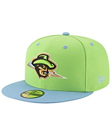 Omaha Storm Chasers Copa de la Diversion 59FIFTY-FITTED Cap