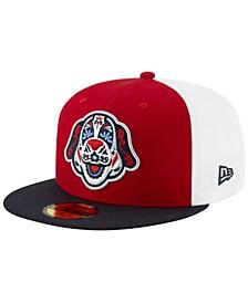 Salem Red Sox Copa de la Diversion 59FIFTY-FITTED Cap