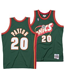 Big Boys Gary Payton Seattle SuperSonics Hardwood Classic Swingman Jersey