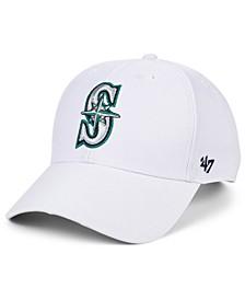 Seattle Mariners White MVP Cap