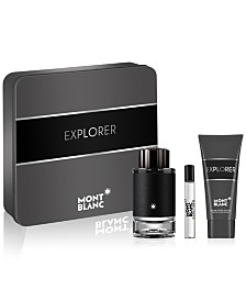 Montblanc Explorer Eau de Parfum 3-Pc Gift Set, Created for Macy's