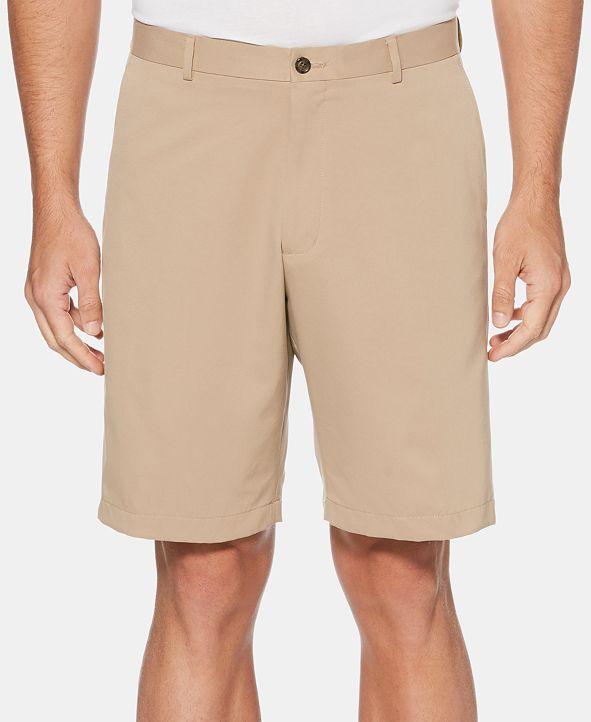 Perry Ellis Portfolio Perry Ellis Men's Portfolio Classic-Fit Moisture-Wicking Shorts