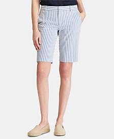 Lauren Ralph Lauren Slim Fit Shorts
