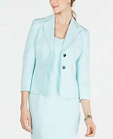 Stretch Two-Button Jacket