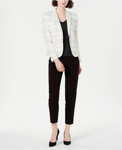 Anne Klein Blazer, Top & Ankle Pants