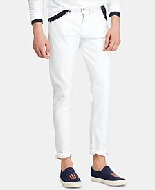 Polo Ralph Lauren Men's Sullivan Slim Distressed Jeans