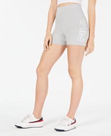 Fila Beatriz Logo Bike Shorts