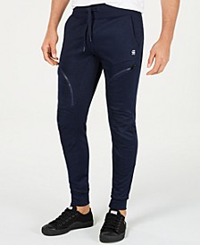 Men's Air Defense Slim-Fit Moto Joggers, Created for Macy's