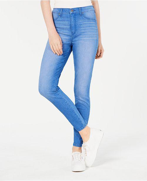 Jeans Juniors evaluations de Pink et Skinny la Juniors Med Cobalt a cheville rxWdCoeB
