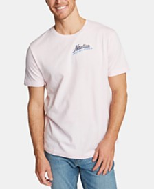 Nautica Men's Island Cotton Graphic T-Shirt, Created for Macy's