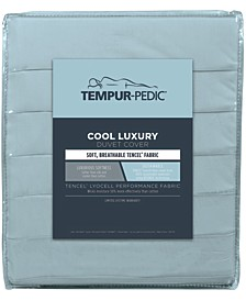 Cool Luxury Full/Queen Duvet Cover