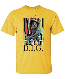 The Notorious B.I.G. Biggie Baby Men's Graphic T-Shirt