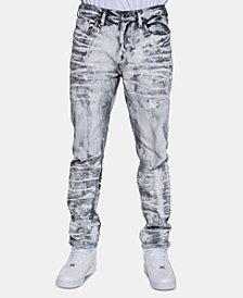 Sean John Men's Paint Print Jean
