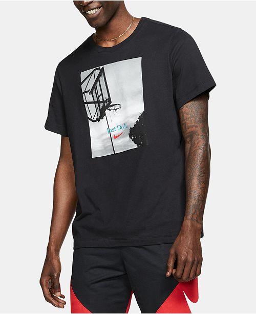 nike basket t shirt
