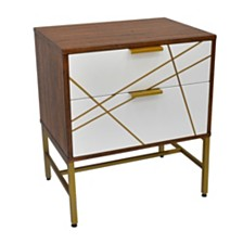 Edouard Nightstand, Quick Ship