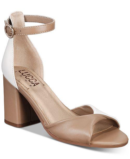 Lucca Lane Ileah Sandals