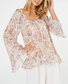 Filippa Printed Top