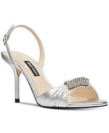 Nine West Women's Ondrea Evening Sandals
