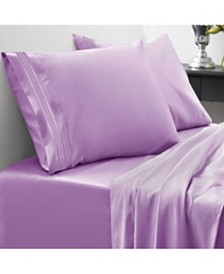Sweet Home Collection Full 4-Pc Sheet Set