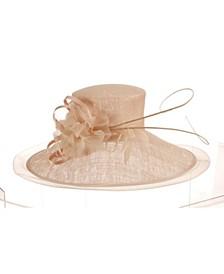Big Brim Sinamay Hat