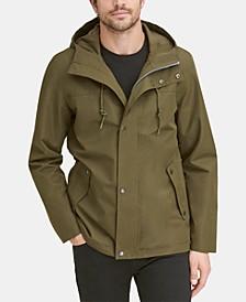 Men's Water-Resistant Rain Coat