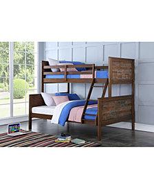 Twin Over Full Artesian Bunk Bed